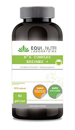 Equi-Nutri N°6 Complex Enzymes+ Enzyme Digestive
