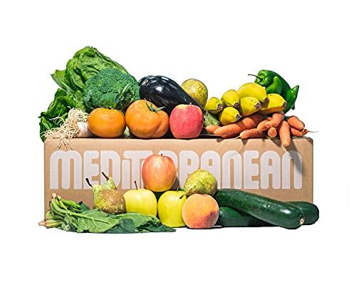 Caja de frutas y verduras de temporada 10kg