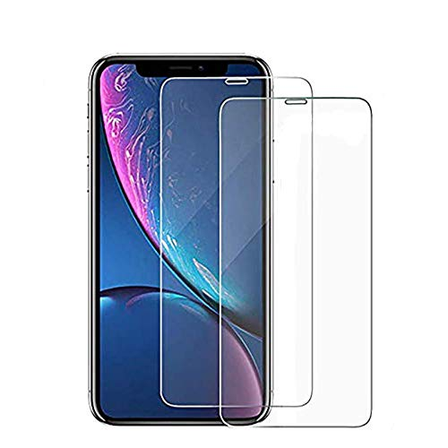 3 piezas Protector de pantalla, para iPhone 12 Pro SE 2020 11 XR XS Max 6 7 8 Plus Vidrio templado-Para iPhone 12ProMax