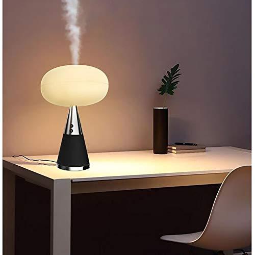 SHENLIJUAN Altavoz Inteligente de múltiples Funciones del humidificador/Bluetooth/Aromaterapia Fisioterapia Música lámpara de Mesa/Night Lights