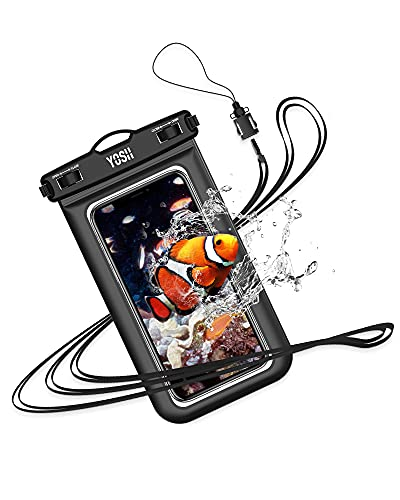 YOSH Waterproof Phone Case Universal Waterproof...