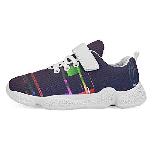 YxueSond Line Ademende Casual Sport Schoenen Platform Sneakers Tennis Multi-Functie Sportschoenen/Schoeisel Voor Meisjes