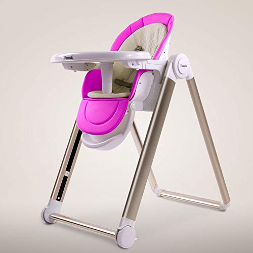 Chaise bébé siège enfant multifonction pliable inclinable portable tables et chaises bébéD