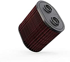 K&N Engine Air Filter: High Performance, Premium, Washable, Replacement Filter: Compatible with 2017-2019 Ford Truck Super Duty V8 (F250, F350, F450, F550), E-0644