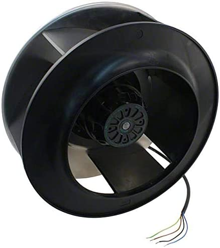 FAN IMP MTRZD excellence 318X154MM 115VAC of Max 61% OFF 1 Pack
