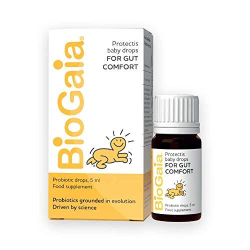Biogaia Tropfen 5ml Wirksam Probiotika Für Neugeborene Baby und Kinder