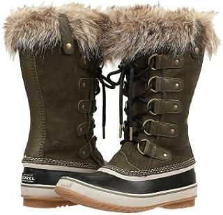 SOREL(ソレル) レディース 女性用 シューズ 靴 ブーツ スノーブーツ Joan of Arctic - Nori [並行輸入品]