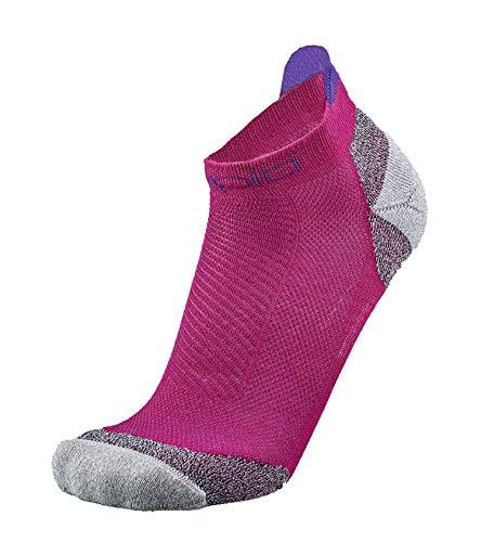 Wapiti Damen RS02 Socke, pink, 39-41