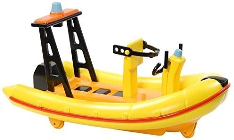 Fireman Sam Neptune Rescue Boat by Sam le Pompier