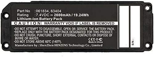 Synergy Digital Speaker Finally popular Manufacturer regenerated product brand Battery Works with Bose 63404