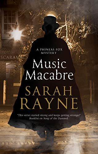 Music Macabre (A Phineas Fox Mystery Book 4) (English Edition)