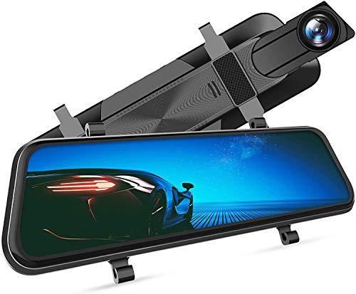 VANTOP H610 Dashcam 2.5K Dual Caméra de Voiture Caméra...