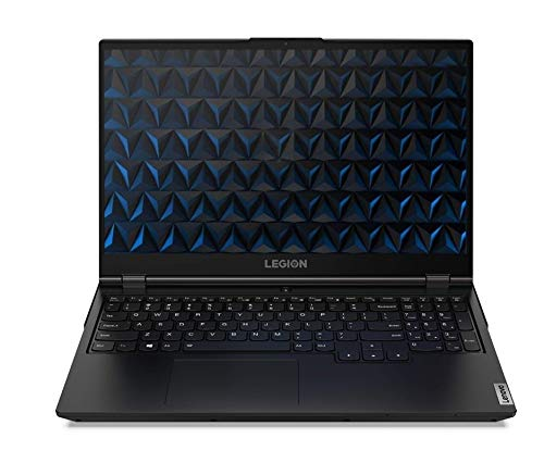 Lenovo Legion 5 - Portátil Gaming 15.6' FullHD 144Hz (Intel Core i7-10750H, 16GB RAM, 512GB SSD, NVIDIA RTX2060-6GB, Sin Sistema Operativo), Negro - Teclado QWERTY Español (Reacondicionado)