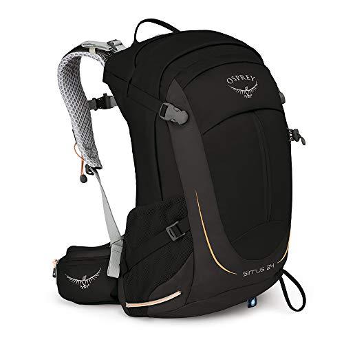 Osprey Sirrus 24 Women's Ventilated Hiking Pack - Black (O/S)