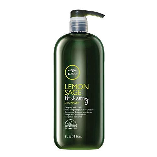 Paul Mitchell Tea Tree Lemon Sage Thickening Shampoo 1000 Ml 1 Unidad (0009531115849)