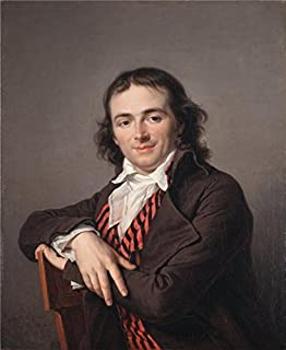 Oil Painting 'Adelaide Labille Guiard,Portrait Of Joachim Le Breton,1795' Printing On High Quality Polyster Canvas , 20x24 Inch / 51x62 Cm ,the Best Gift For Bf And Gf And Home Gallery Art And Gifts Is This Cheap But High Quality Art Decorative Art Decorative Prints On Canvas
