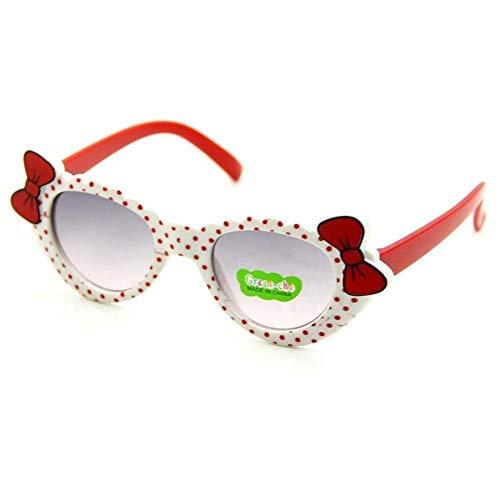 MEAOR Kinderbrillen Liebe Herz Mädchen Kinder Sonnenbrille Sommer Uv400 Kunststoff Sonnenbrille Für Mädchen