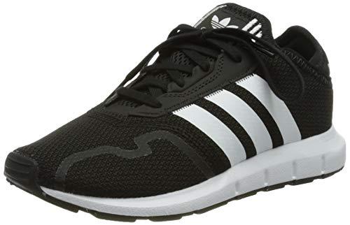 adidas Swift Run X, Sneaker, Core Black/Cloud White/Core Black, 34 EU