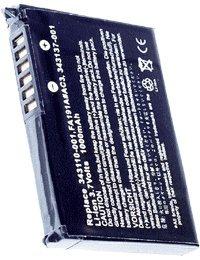 Akku für FSC POCKET LOOX N560, 3.7V, 1250mAh, Li-Ionen