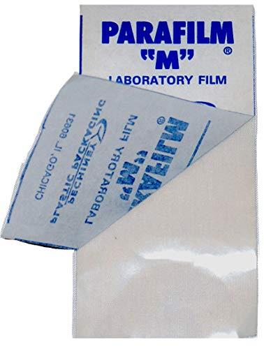 AE-GLAS 10-70 unidades disponibles cinta de cierre extra ancha de 10 x 5 cm para cerrar, aislamiento de diferentes botellas o recipientes (15 unidades)