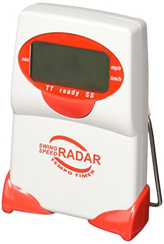 Sports Sensors Swing Speed Radar with Tempo Timer
