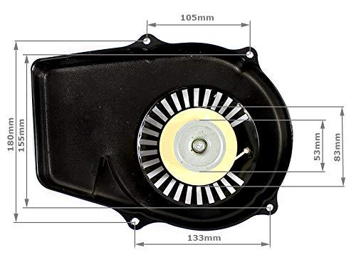 Seilzugstarter Stromerzeuger Aggregat Stromgenerator Generator Mobiler Inverter