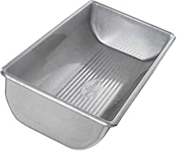 USA Pan Bakeware Aluminized Steel Hearth Bread Pan