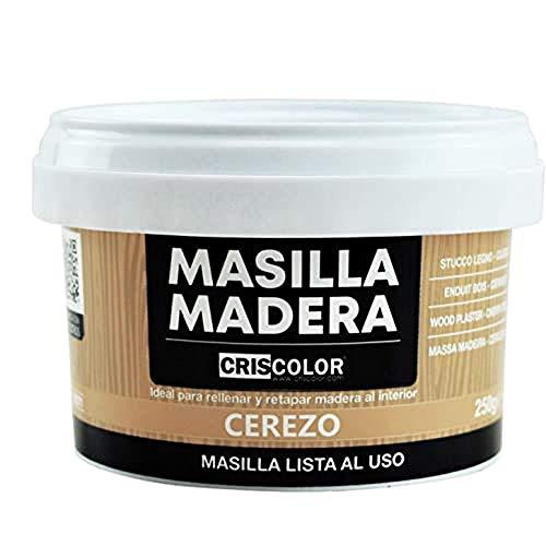 CRISCOLOR Masilla Madera Cerezo, ENVASE 250gr.
