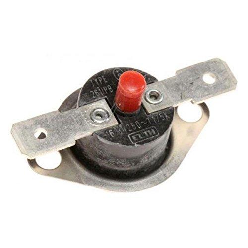 Thermostat de sécurité réarmable 140° Lave-linge 55X3402 BRANDT, THOMSON, VEDETTE, FAGOR, SANGIORGIO, DE DIETRICH