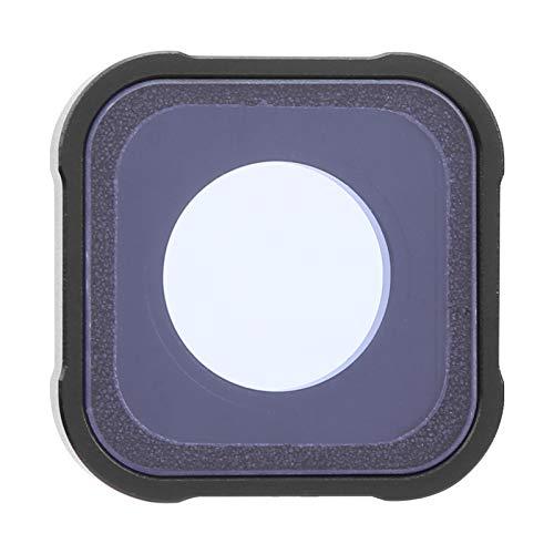Sxhlseller Filtro de Lente para Cámara de Movimiento GOPRO HERO9 Cubierta Protectora de Lente de Repuesto Impermeable, a Prueba de Rayones Y a Prueba de Aceite