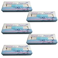 高濃度活性水素スティック 【ドクターハヤシの水素水 PremiumH(プレミアムH)】 水素発生ミネラルスティック 5本セット
