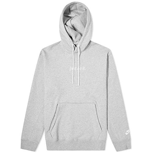 Nike Sportswear JDI - Sudadera con capucha para hombre (forro polar), talla XL