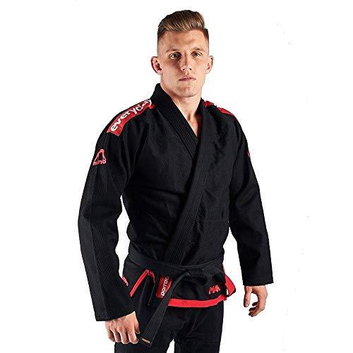 Manto Everyday Porrada BJJ Gi - Kimono brasileño para uniforme Jiu Jitsu (A1)