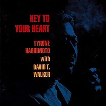 Key to Your Heart (feat. David T Walker)