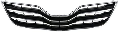 Product CarPartsDepot Grill At the price of surprise Grille Assembly To1200325 Black Front 531010