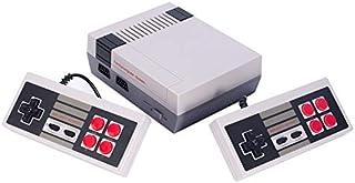 IOIOA Klassiska spelkonsol, retro mini spelsystem, retro spelkonsol inbyggda spel, 620 klassiska spel retro videospelkonso...