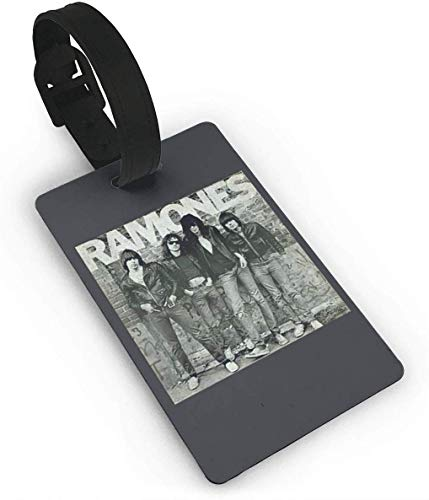 Ramones First Album Printing-Gepäckanhänger Gepäck ID Tag 5.48.4cm 1 Stück