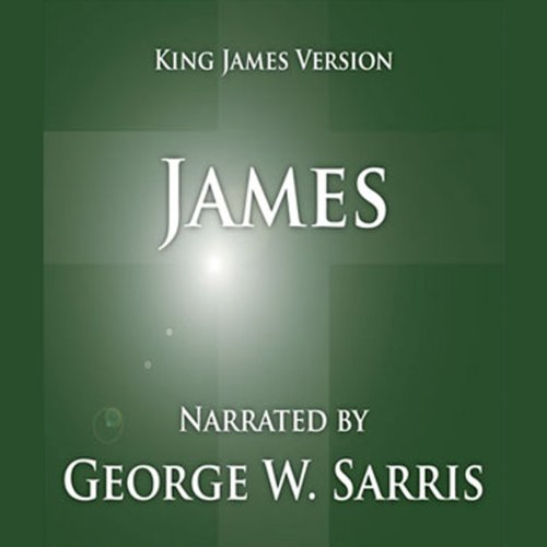 The Holy Bible - KJV: James cover art
