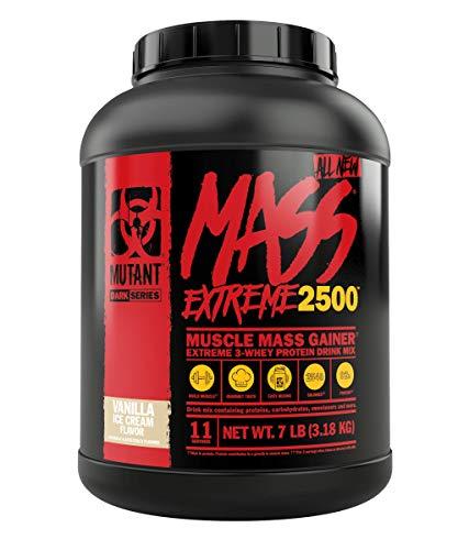 MUTANT Mass Xtreme Proteine Polvere, Vaniglia - 3180 g