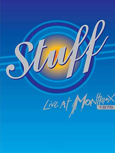 Stuff - Live at Montreux