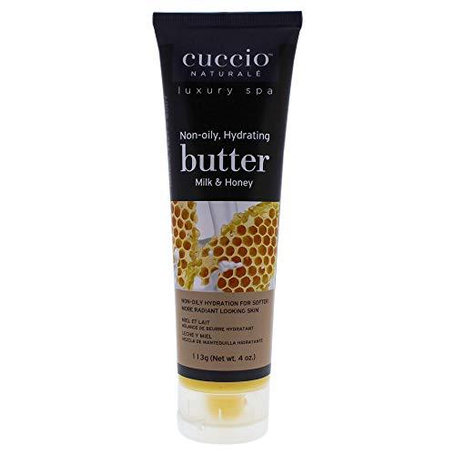Cuccio Naturale - Luxus Spa Butter Blend - Milch & Honig 113g