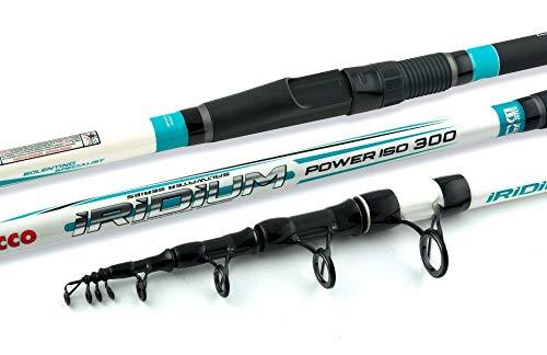 Trabucco Iridium Power ISO 3m 400 g Cañas de Pescar Telescópica Volantín