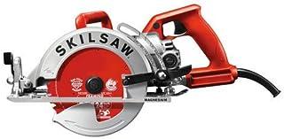 Skil SPT77WM-RT 7-1/4 in. Magnesium Worm Drive Circular Saw (Renewed)