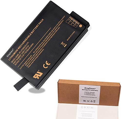 KingSener Laptop Akku Batterie für Getac X500 V100 V1010 V200 M230 BP-LP2900/33-01PI 338911120104 BP-LC2600/33-01S1 10.8V 8700mAh