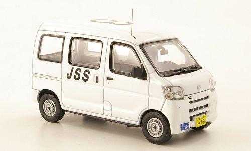 Unbekannt Daihatsu Hijet, Japan Narita Airport Servicefahrzeug, 2009, Modellauto, J-Collection 1:43