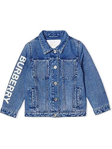 Luxury Fashion | Burberry Jongens 8015231 Donkerblauw Katoen Jassen | Lente-zomer 20