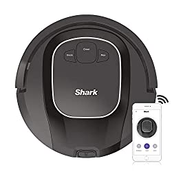 Shark ION Robotic Vacuum With Wi-Fi And Voice Control