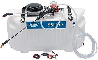 Draper Expert 34677 Sistema de pulverización para quads y vehículos todo terreno, 98 l, 12 voltios CC