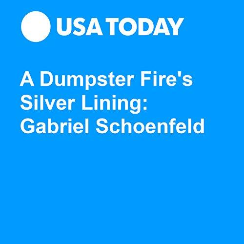 A Dumpster Fire's Silver Lining: Gabriel Schoenfeld audiobook cover art