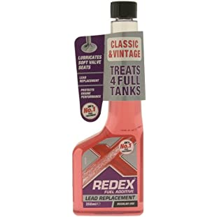 Redex RDX18 250ml Lead Replacement Fuel Additive - Pink